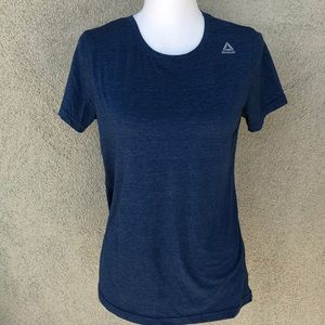 Workout tee! By Reebok